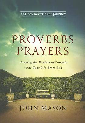 Proverbs Prayers