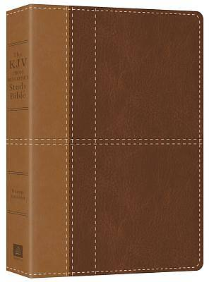 Picture of The KJV Cross Reference Study Bible - Indexed [Masculine]