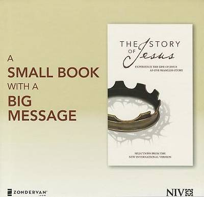 The Story of Jesus, NIV - 20 Pack