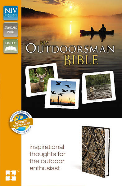 NIV Outdoorsman Bible