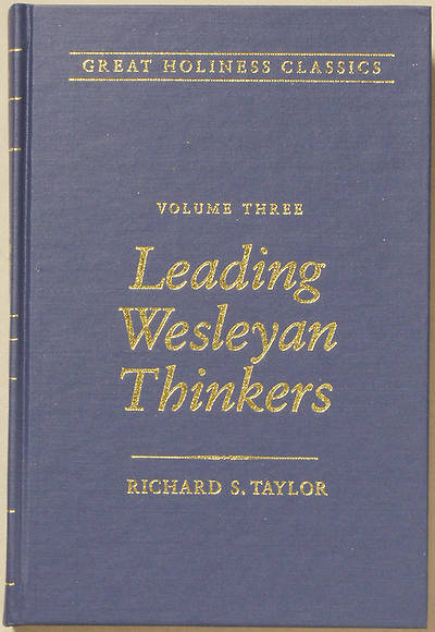 Leading Wesleyan Thinkers