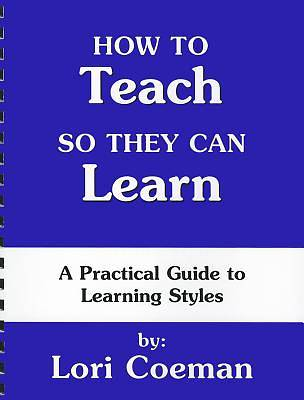 How to Teach So They Can Learn
