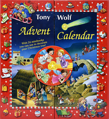 Advent Calendar with Mini Book