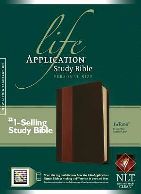 Life Application Study Bible NLT - Personal Size
