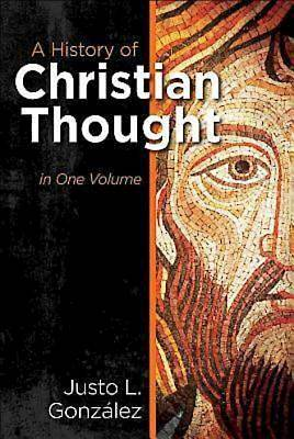Picture of A History of Christian Thought - eBook [ePub]