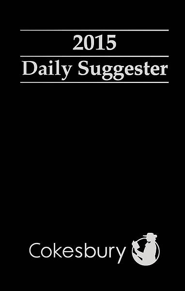 Picture of 2015 Ecumenical Daily Suggester