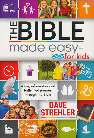 Picture of The Bible Made Easy for Kids