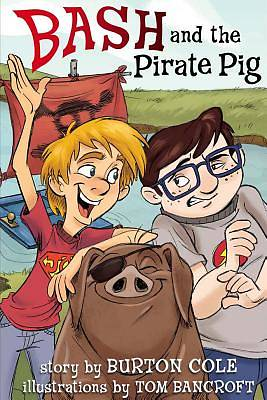 Picture of Bash and the Pirate Pig