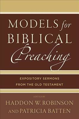 Models for Biblical Preaching [ePub Ebook]