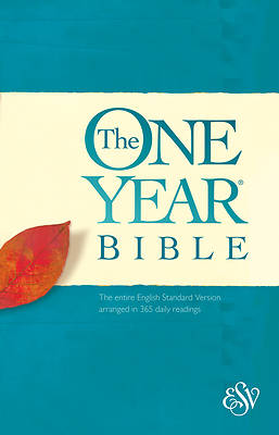 Picture of ESV One Year Bible (Softcover)