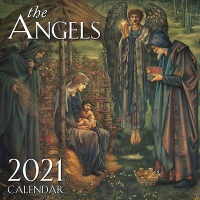 Picture of 2021 Angels Wall Calendar