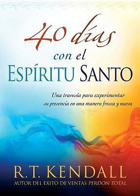 Picture of 40 Dias Con El Espiritu Santo
