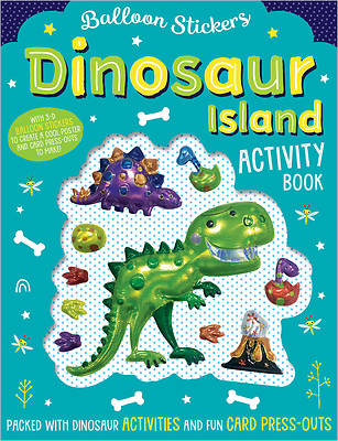 Picture of Dinosaur Island Activity Book