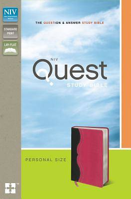 NIV Quest Study Bible, Personal Size