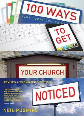 100 Ways to Get Your Church Noticed [ePub Ebook]