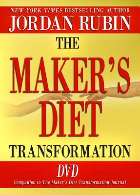 The Makers Diet Revolution Transformation DVD