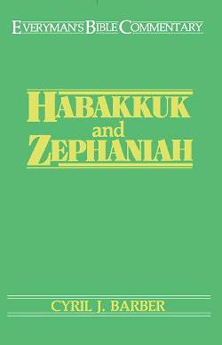 Habakkuk & Zephaniah- Everymans Bible Commentary [ePub Ebook]