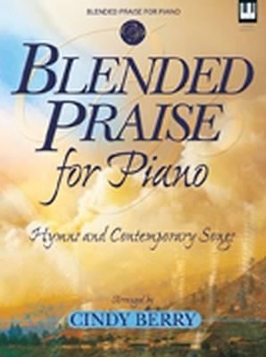 Blended Praise for Piano, Keyboard Book