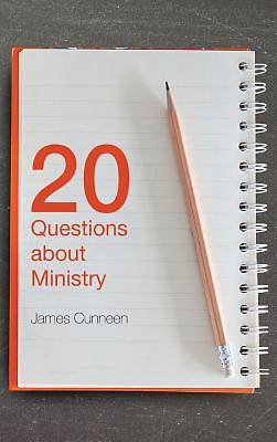 Picture of 20 Questions about Ministry
