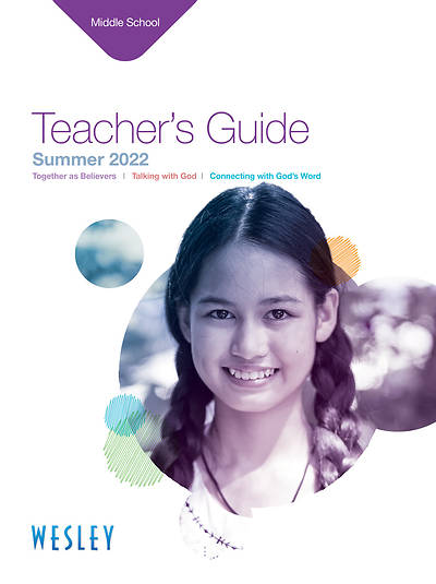 Wesley Middle School Teachers Guide Summer