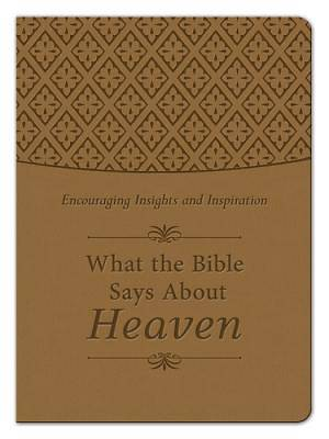 What the Bible Says About Heaven [ePub Ebook]