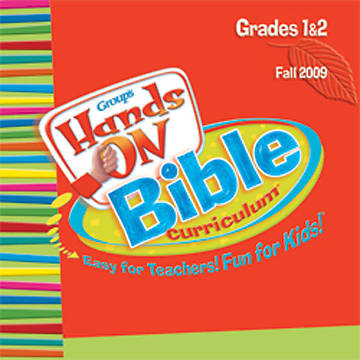 Picture of Group's Hands On Bible Curriculum Grades 1-2 Additional CD Fall 2009