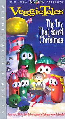 The Toy that Saved Christmas VHS