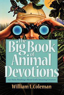 Picture of The Big Book of Animal Devotions