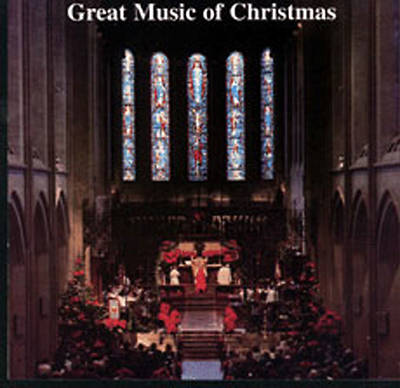 Great Music of Christmas CD