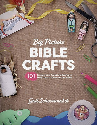 Picture of The Big Picture Bible Crafts