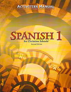 Spanish 1 Activities Manual 2nd Edition