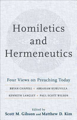 Picture of Homiletics and Hermeneutics