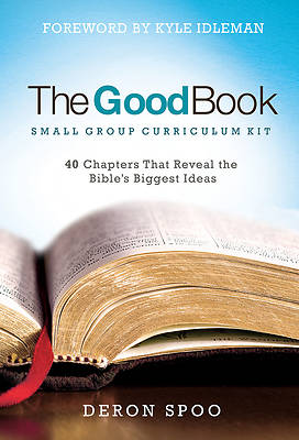 Picture of The Good Book Small Group Curriculum Kit