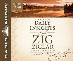 The One Year Daily Insights with Zig Ziglar (Library Edition)