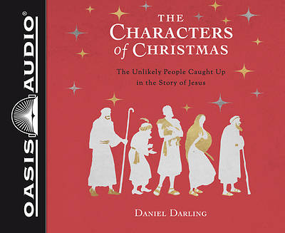 Picture of The Characters of Christmas (Library Edition)