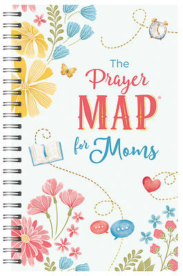 Picture of The Prayer Map(r) for Moms