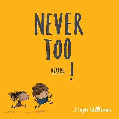 Picture of Never Too Little!