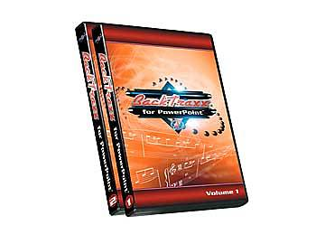 BackTraxx for PowerPoint® Volumes 1 & 2