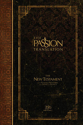 Picture of The Passion Translation New Testament (2020 Edition) Hc Espresso