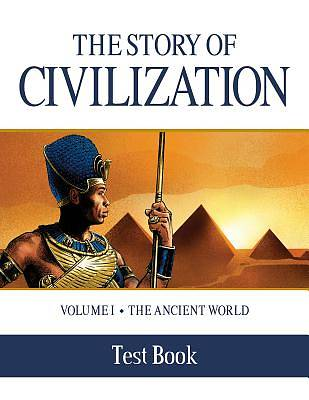Picture of The Story of Civilization Test Book