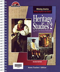 Heritage Studies 2 Home Teachers Edition 2nd Edition