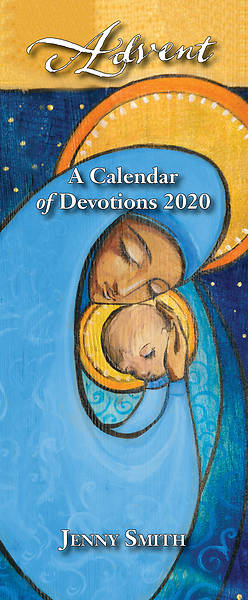 Picture of Advent: A Calendar of Devotions 2020 (Pkg of 10)