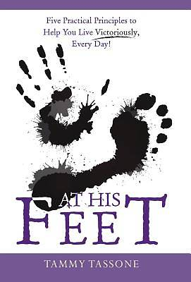 Picture of At His Feet