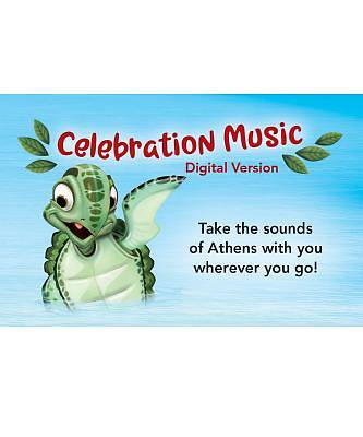 Vacation Bible School (VBS19) Athens Celebration Music Download Card