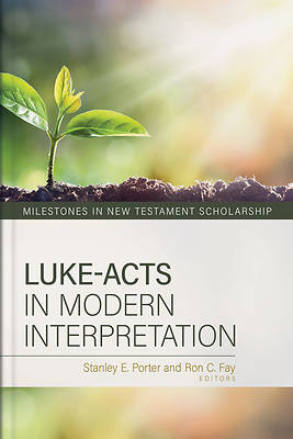 Picture of Luke-Acts in Modern Interpretation