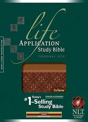 Bible NLT: Life Application Study