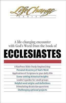 Picture of Ecclesiastes - eBook [ePub]
