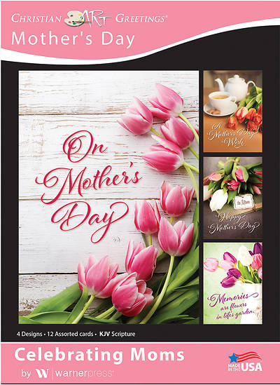 Celebrating Moms Mothers Day Boxed Cards