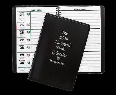 The Episcopal Liturgical Desk Calendar 2014