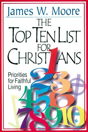 The Top Ten List for Christians - eBook [ePub]